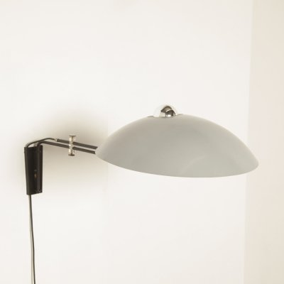 NX23 wall lamp by Louis Kalff for Philips