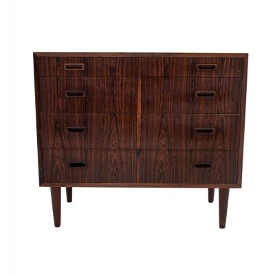 Rosewood Chest of Drawers, Danish Design 1960s
