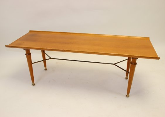 Coffee table by A. Patijn for Zijlstra Joure, 1960s
