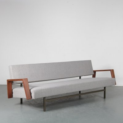 'Doublet' Sleeping sofa by Rob Parry for Gelderland, Netherlands 1950s