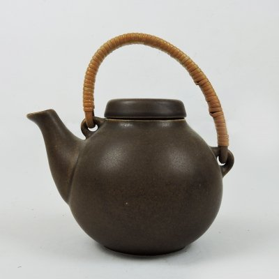 Ceramic Teapot by Ulla Procope for Arabia Finland, 1960s