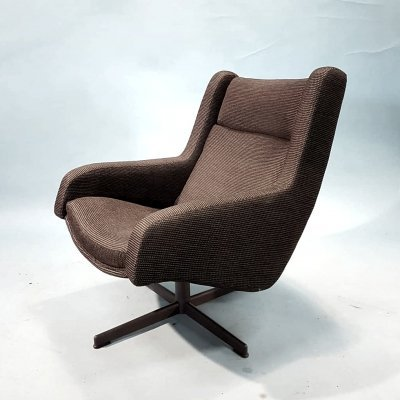 Mid century lounge chair by G Harcourt for Artifort, Netherlands 1960s