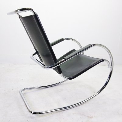 Rocking Chair by Fasem Italy, 1960s
