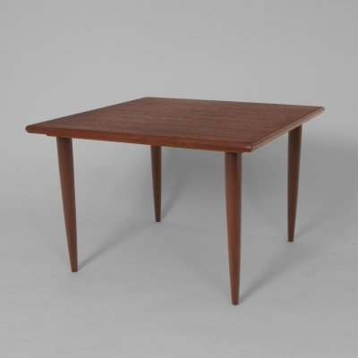 Square top coffee table, Holland 1960s