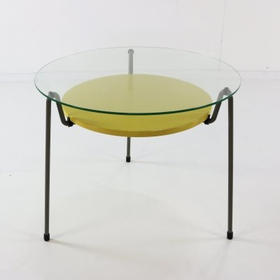 535 (the mosquito) coffee table by Wim Rietveld for Gispen, 1960s
