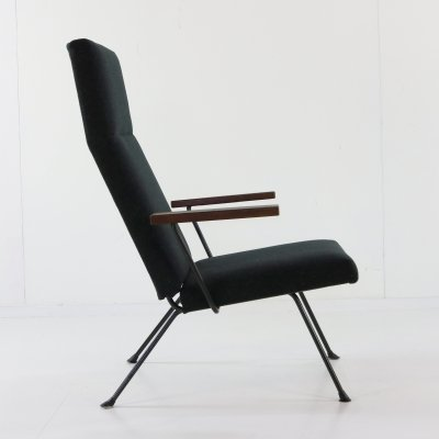 Model 1410 lounge chair by André Cordemeyer for Gispen, 1960s