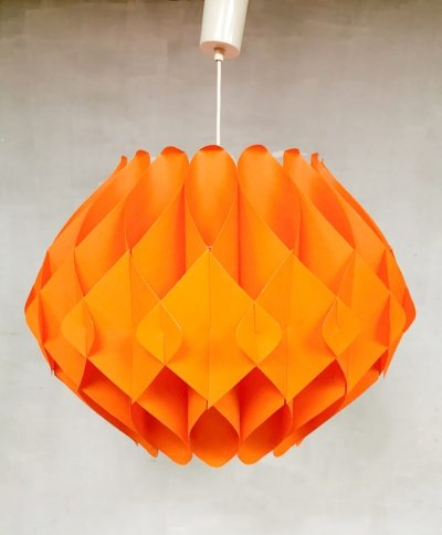 Vintage design 'Butterfly' pendant lamp by Lars Schiøler for Hoyrup