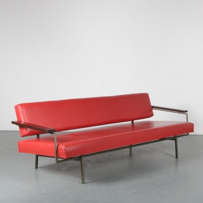 1950s Sofa / sleeping bench by Rob Parry for Gelderland, Netherlands