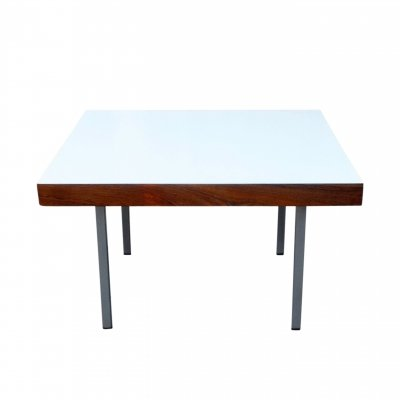 Model 1844 palissander & formica coffee table by Kho Liang Ie for t' Spectrum