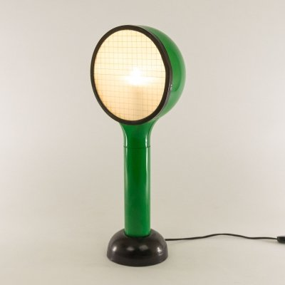Green Drive table lamp by Adalberto Dal Lago & Adam Thiani for Francesconi