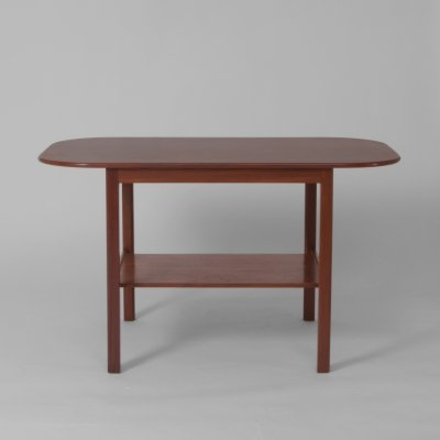 Coffee table by Jacob Kjær, Denmark 1930s