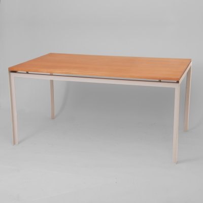 'Academy table' by ​Poul Kjærholm, 1950s