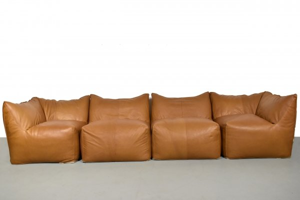 Mario Bellini Bambole element sofa for B&B Italia, 1970s