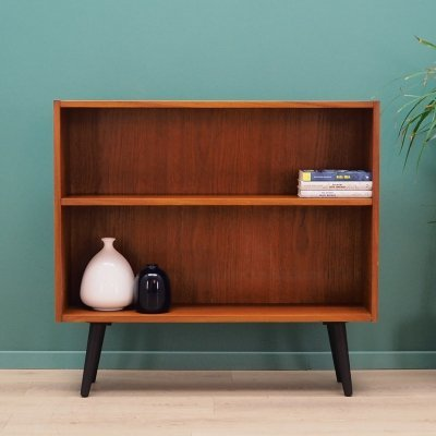 Danish design bookcase in teak, 1970s