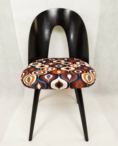 Set of 4 'LolliPop' dining chairs by Antonin Šuman, 1960s