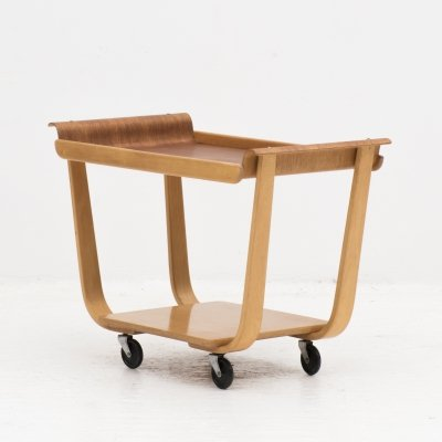 Serving trolley 'PB01' by Cees Braakman for Pastoe