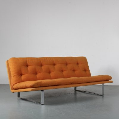 3-Seater sofa by Kho Liang Ie for Artifort, Netherlands 1960s