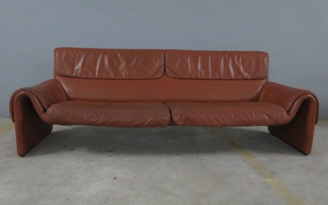 Three-seater sofa 'DS-2011' by De Sede, Switzerland 1970s