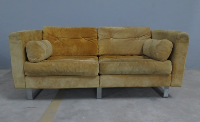 Mid-century 3-seats 'Conseta' sofa by Friedrich Wilhelm Möller for COR, 1960s