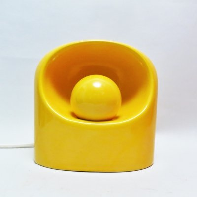 Desk lamp by Marcello Cuneo for Gabbianelli, 1970s