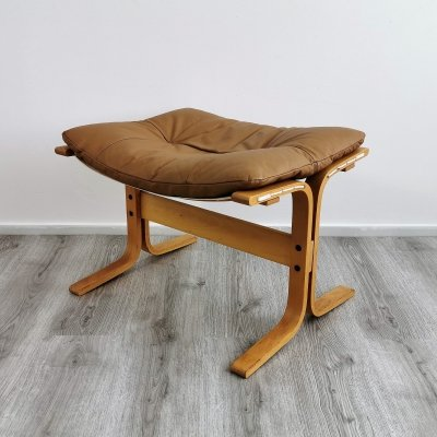 Siesta Footstool by Ingmar Relling for Westnofa, 1960's