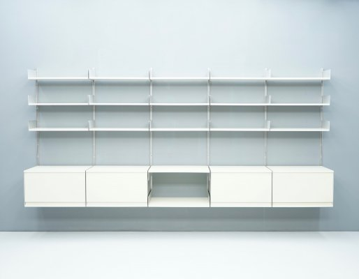 Large Wall System 606 by Dieter Rams, 1960s