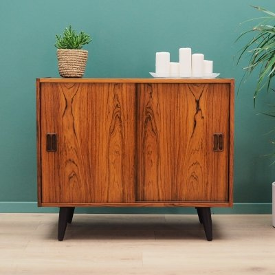 Rosewood Cabinet by Niels J. Thorsø, 1970s