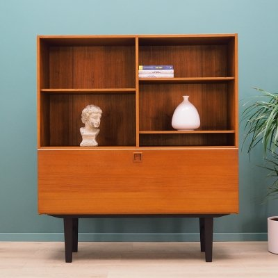 Danish design Bookcase in teak by Peter Løvig Nielsen, 1970s
