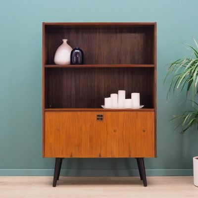 Danish design Bookcase in rosewood, 1970s