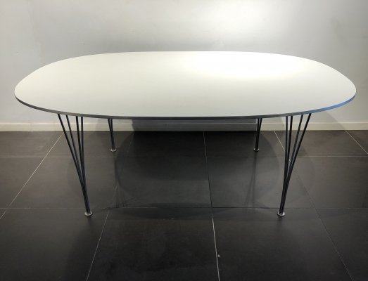 'Super-Elliptical' Table by Piet Hein & Bruno Mathsson for Fritz Hansen, 1960s