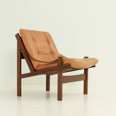 Hunter Easy Chair by Torbjørn Afdal for Bruksbo Norway