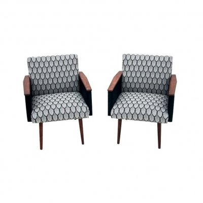 Pair of Vintage armchairs, 1960s