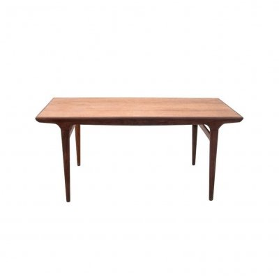 Teak Dining Table by Johannes Andersen, Danish Design 1960s