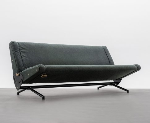 D70 sofa by Osvaldo Borsani for Tecno, Italy 1954