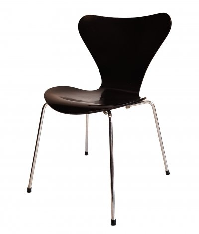 Model 3107 Chair by Arne Jacobsen for Fritz Hansen, 1970s