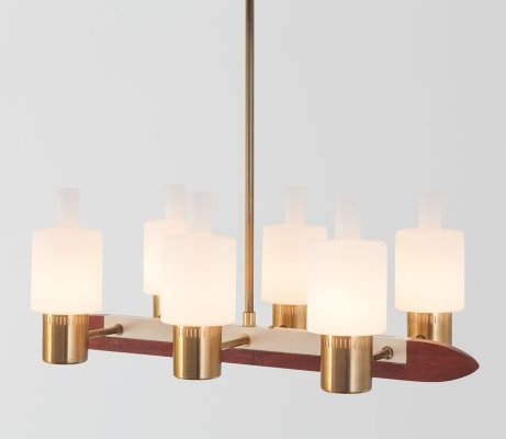 Nordlys lamp by Jo Hammerborg for Fog & Mørup