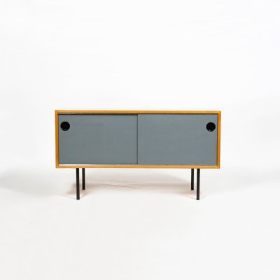 Minimalist sideboard designed by Kurt Thut, early 1950s