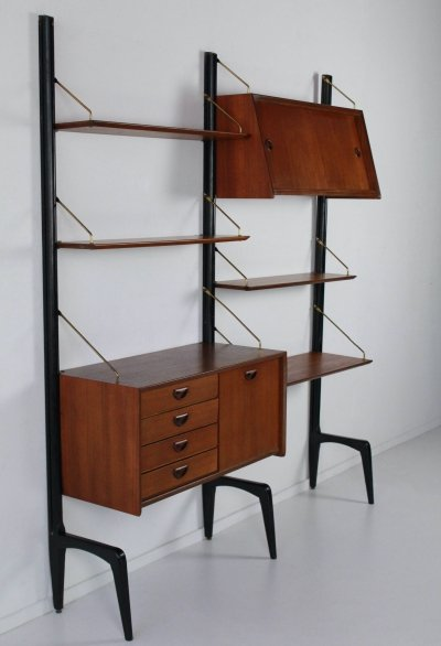 Wall unit by Louis van Teeffelen for Wébé