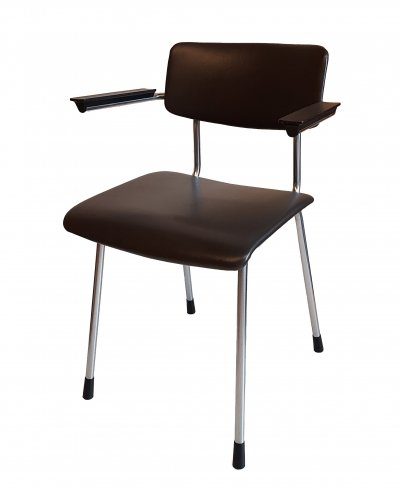 Gispen Model 1235 Chair, 1960s
