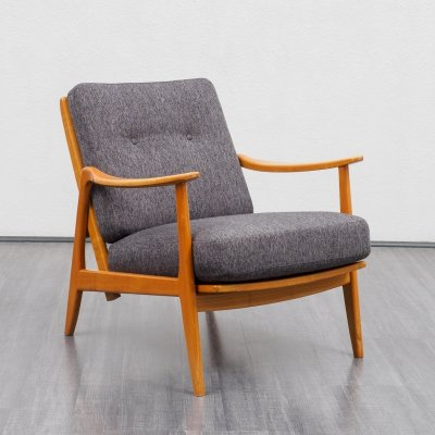 1950s armchair with relax position