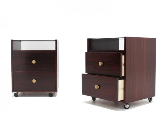 Pair of Nightstands by Carlo de Carli, 1960s