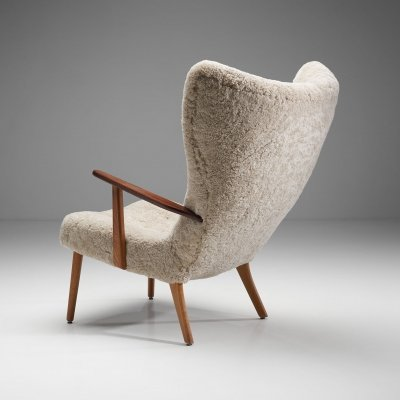'The Prague Chair' by Madsen & Schubell, Denmark 1950s