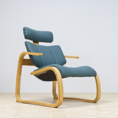 Oddvin Rykken Balance high back lounge chair