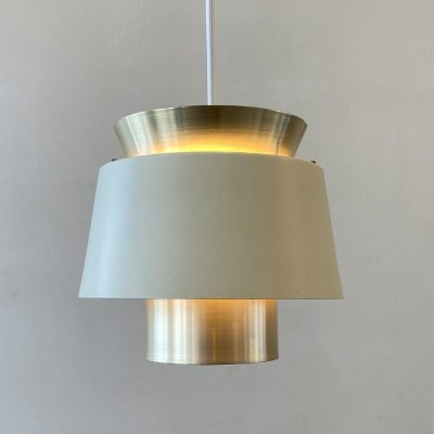 Tivoli hanging lamp by Jorn Utzon for Nordisk Solar, Denmark 1960s