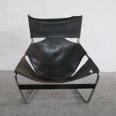 Lounge chair F444 by Pierre Paulin for Artifort, 1960s