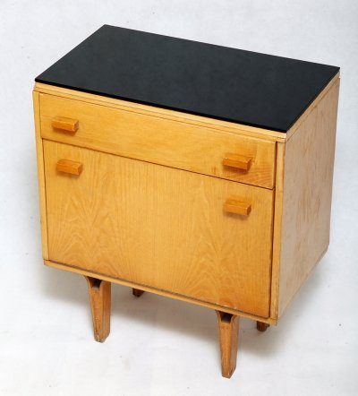 Chest of drawers / bedside table by Nový Domov, Czechoslovakia 1970s