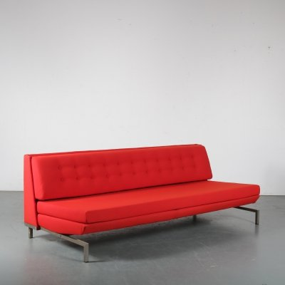 1960s Sleeping sofa by George van Rijk for Beaufort, Belgium
