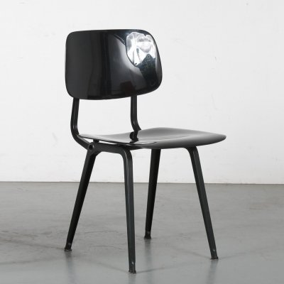 Re-edition Revolt chair by Friso Kramer for Ahrend, The Netherlands 1990s