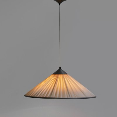 1930s Dutch hanging lamp with light diffuser