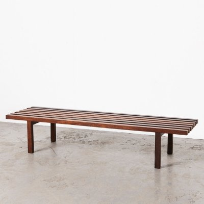 Wim Wilson Slatted Bench for Castelijn, 1970s